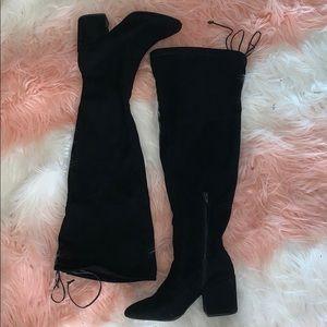 Thigh high boots 😍